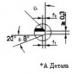 Втулки скольжения - Втулка скольжения с фланцем KF1207SF1SN (PCMF121407E) ISB от производителя ISB